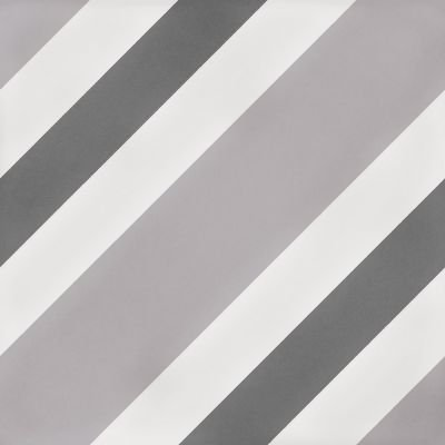 Pattern decor grey Matt