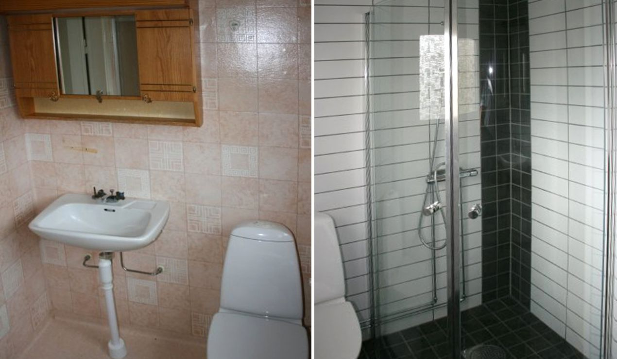 Renovera Badrum | Svenska Kakel : göra om badrum : Badrum